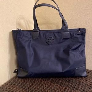 SOLD Tory Burch Ella packable tote